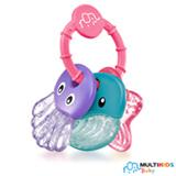 Mordedor Sea Friends Rosa - Multikids Baby