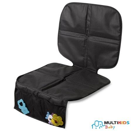 Protetor para Banco de Carro Multikids Baby Mat Protect, Poliéster, 03 meses