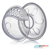 Conchas Protetoras para Amamentação Multikids Baby com 06 Peças