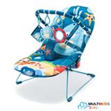 Cadeira de Descanso para Bebês 0 a 15 kg Baleia -  Multikids Baby