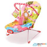 Cadeira de Descanso para Bebês 0 a 15 kg Gato -  Multikids Baby