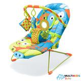 Cadeira de Descanso para Bebês 0 a 15 kg Cachorro -  Multikids Baby