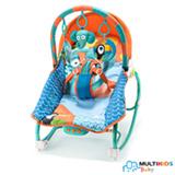 Cadeira de Balanço para Bebês 0 a 20 kg Elefante -  Multikids Baby