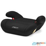 Assento para Auto Safe Booster Preto - Multikids Baby