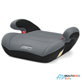 Assento para Auto Safe Booster Cinza - Multikids Baby