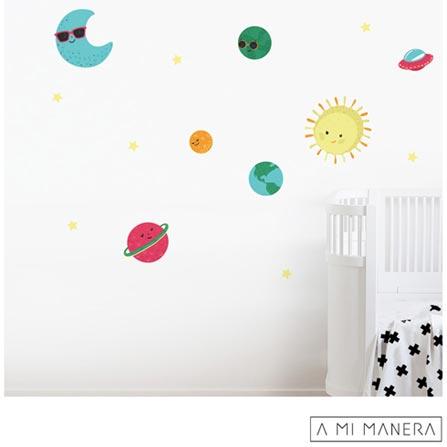 , Colorido, Vinil, 03 meses