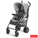 Carrinho de Bebê Guarda-Chuva Cinza - Fisher Price
