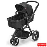Carrinho de Bebê Preto - Fisher Price