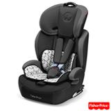 Cadeira Automotiva para Crianças de 9 á 36 Kg Cinza - Fisher Price