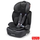 Cadeira Automotiva para Crianças de 9 á 36 Kg Preta - Fisher Price
