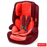 Cadeira para Auto Iconic 9-36 Kg Vermelho BB581 - Fisher Price