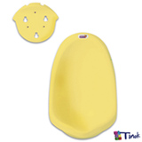 Mini Mictório Happy Pee Amarelo - Tinok