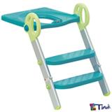 Redutor de Assento Toily Azul e Verde - Tinok