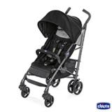 Carrinho de Bebê Lite Way Basic 3 de 0 a 15 kg Jet Black - Chicco - 08079597510000