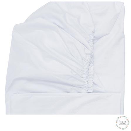 Colchao Inf. Ortobom + Capa Prot. Fibrasca + Travesseiro Fibrasca +Jg de Lencois Tribeca Enxovais + Almofada - Fibrasa, 1