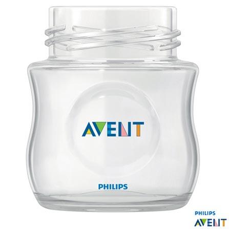 Mamadeira Philips Avent Pétala com 125 ml Transparente, Não se aplica, Polipropileno, 0,125 Litros, 03 meses