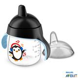Copo com 260 ml Preto Pinguim SCF75303 - Philips Avent