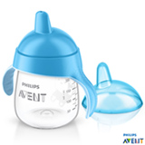 Copo com 260 ml Azul Pinguim SCF75305 - Philips Avent