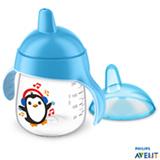 Copo com 260 ml Azul Pinguim SCF75305 - Philips Avent
