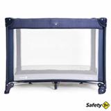 Berço Portátil Easy Fold Net Blue - Safety 1st