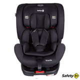 Cadeira para Auto Everfix 0 a 25 Kg Black Urban - Safety 1st