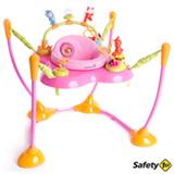 Jumper Play Time com Função Pula-Pula Rosa - Safety 1st