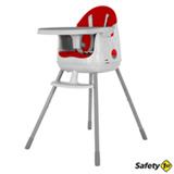 Cadeira de Alimentação Jelly Vermelha - Safety 1st