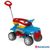 Superquad com Função Passeio e Pedal Azul - Bandeirante