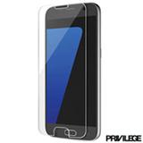 Película Protetora para Galaxy S7 Flat de Vidro Transparente - Privilege - PRIVPIS7CLR