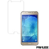 Película Protetora para Galaxy J7 Metal de Vidro Temperado - Privilege - PRIVPJ7MCLR