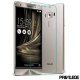 Película Protetora para Zenfone 3 em Vidro Transparente - Privilege - PRIVPZ3CLR