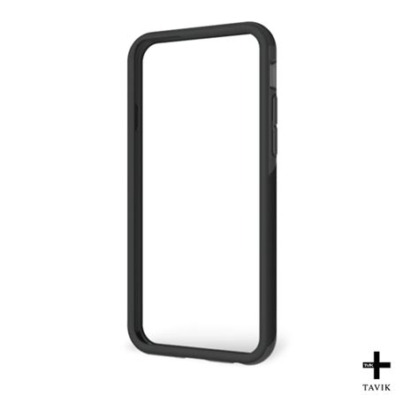 Capa para iPhone 6 Outer Edge Preta Tavik - TVK-IPH-064-BLK, Capas e Protetores, 12 meses