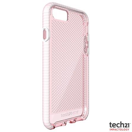 Capa para iPhone 7 Evo Check Rosa e Branco - T21-5331 - Tech21, Rosa e Branco, Capas e Protetores, 06 meses