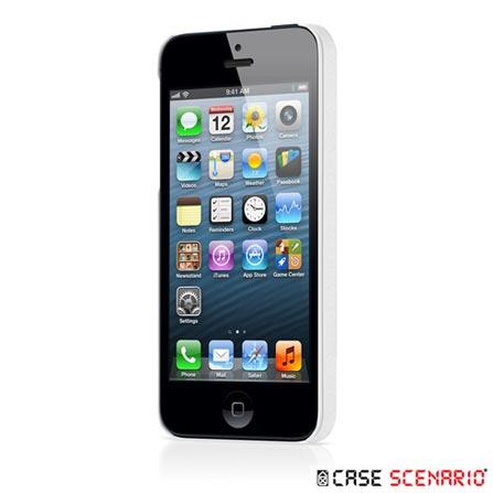 Capa para iPhone 5 e 5s Case Atoll Azul - Scenario - PAIPH5AP1, Azul, Capas e Protetores, 12 meses