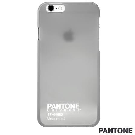 Capa para iPhone 6 Travel Cinza Pantone - PAIP6STR05, Cinza, Capas e Protetores, 06 meses