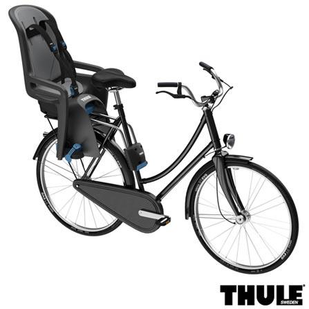 Cadeirinha de Bicicleta RideAlong Traseira Cinza Escuro - Thule, Cinza, Plástico, Sim, Sim, Traseira, de 09 meses a 06 anos, 22 kg, 60 meses