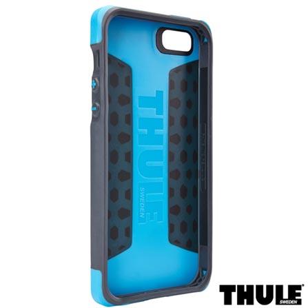 Capa para iPhone 5, 5S e SE Thule Atmos X3 em Policarbonato Azul e Preto - 3201934, Azul e Preto, Capas e Protetores, 24 meses