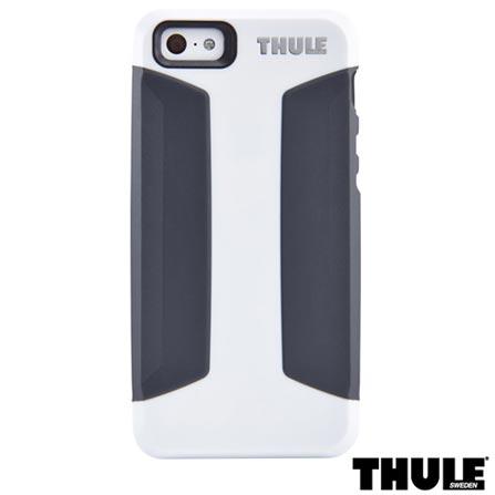 Capa para iPhone 5, 5S e SE Thule Atmos X3 em Policarbonato Branca e Preta - 3201935, Branco e Preto, Capas e Protetores, 24 meses