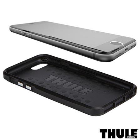 Capa para iPhone 7 de Policarbonato Preto - Thule - 3202468, Preto, Capas e Protetores, 24 meses