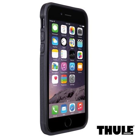 Capa para iPhone 6 e 6s Plus Thule Atmos X3 em Policarbonato Preta - 3202880, Preto, Capas, Cases e Mochilas, 12 meses
