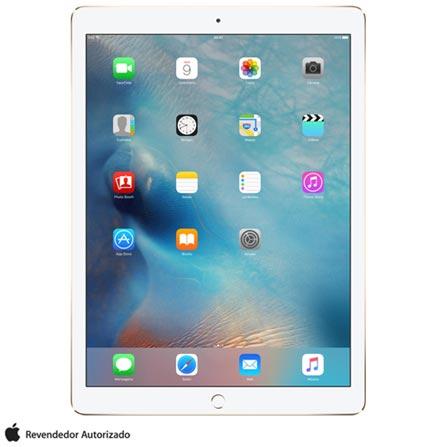 "iPad Pro Gold, 12,9"", Wi-Fi, iOS, A9X, 32 GB + Microsoft Office 365 Personal com 01 ano de Assinatura, 0"