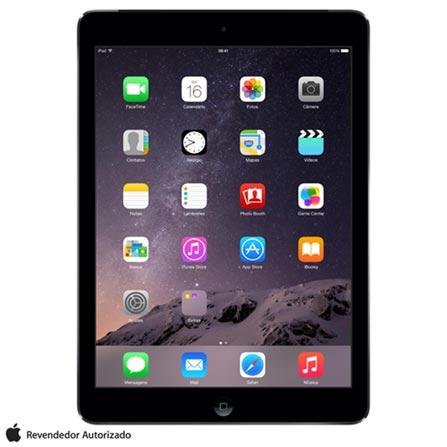 iPad Mini Retina Preto e Cinza com 7,9