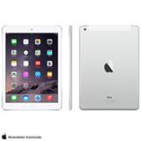 iPad Mini Retina Branco e Prata com 7,9', 4G, iOS 7, Processador A7 e 32 GB