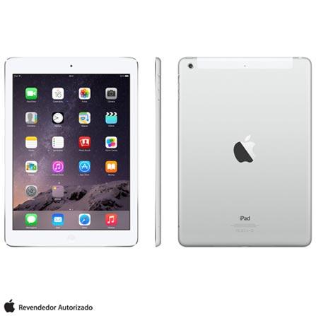 iPad Mini Retina Branco e Prata com 7,9