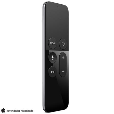 Controle Remoto para Apple TV Preto - MG2Q2BEA, Bivolt, Bivolt, Controle Remoto, 12 meses