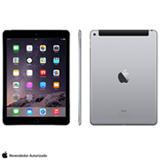 "iPad Air 2 Space Gray, com Tela de 9,7"", 4G, 64 GB e Processador A8X – MGHX2BR/A"