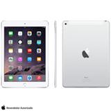 """iPad Air 2 Prata com 9.7"""", 4G e Wi-Fi, iOS 8, Processador A8X, 64 GB"""