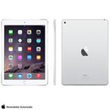 iPad Air 2 Prata com 9,7, Wi-Fi, iOS 8, Processador A8X e 16 GB