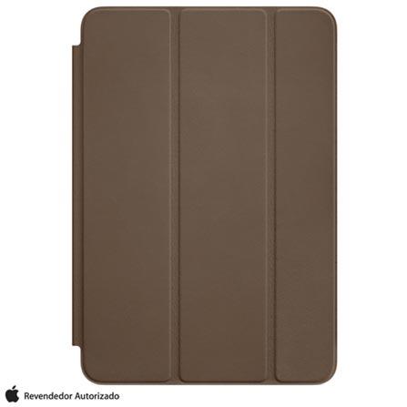 Capa para iPad Mini 3 Smart Olive Couro Marrom – Apple – MGMN2BZ/A, Marrom