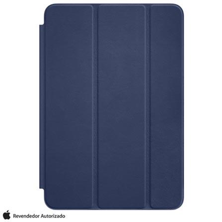 Capa para iPad Mini Smart Midnigth Couro Azul - Apple - MGMW2BZ/A, Azul